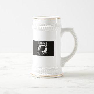 POW MIA Flag Mug