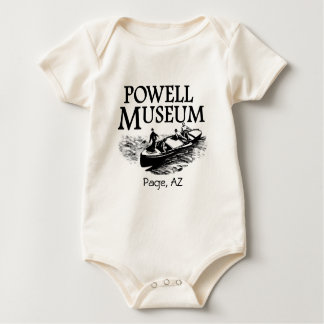 Powell Museum Rompers