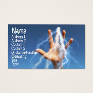 Power! Business Cards