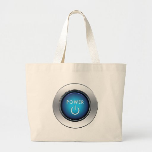 Power Button Bag