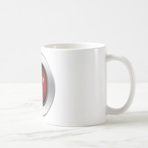 Power Button Coffee Mug