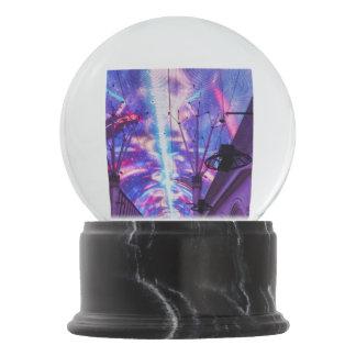 Power Of Fremont Street Snow Globe