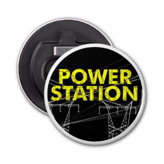 Power Station Bottle Opener