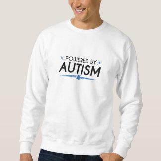 Powered By Autism Sweatshirt