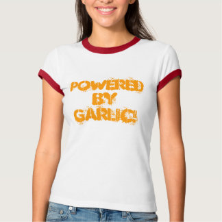 Powered by Garlic T-Shirt