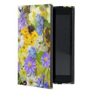 Powis iCase iPad Mini Case with Flower Design