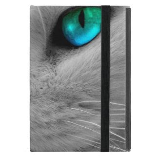 Powis iCase iPadMini Case with Kickstand- cat Cases For iPad Mini