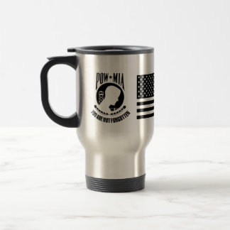 POWMIA USA FLAG Coffee Mug