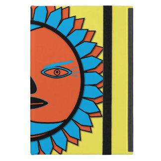 Powys iCase iPad Mini Case MOON SUN REFLECTION