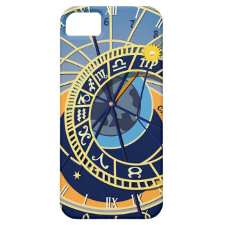 Prague Astrological Clock Case For The iPhone 5