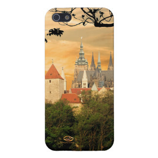 Prague Castle St.Vitus Cathedral iPhone 5/5S Cover