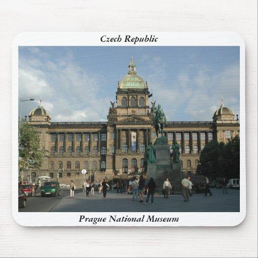 Prague National Museum Mousepad