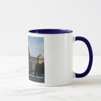 Prague National Museum Mug