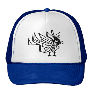 Prairie Chicken Hat