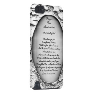 Prayer for Restoration iPod Touch 5G Cases