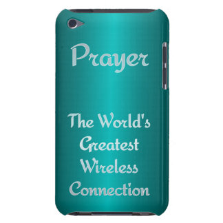 PRAYER - Greatest Wireless Connection Barely There iPod Covers