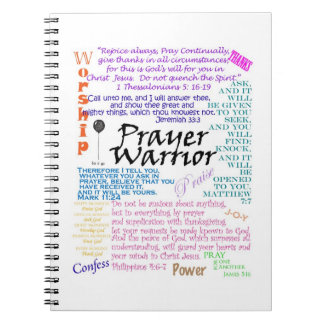 Prayer Warrior Journal