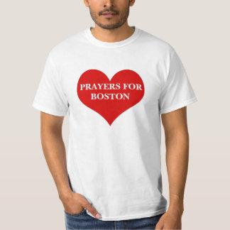 Prayers for Boston T-Shirt