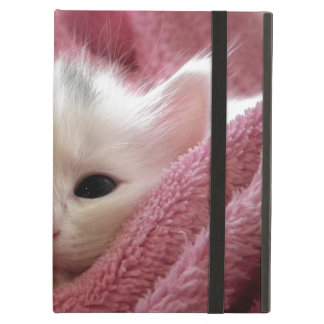 Precious White Kitten iPad Air Case