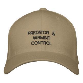 PREDATOR & VARMINT CONTROL Hat Embroidered Cap