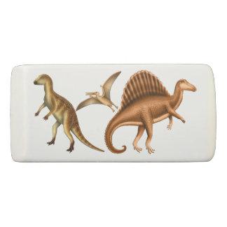 Prehistoric Dinosaurs Paleontology Eraser
