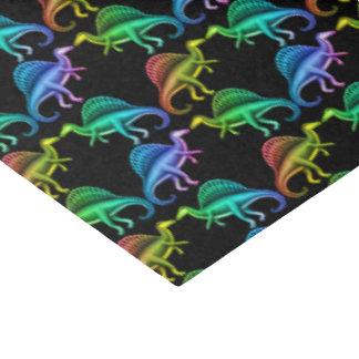 Prehistoric Spinosaurus Dinosaur Tissue Paper