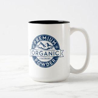 Premium Organic Colorado Powder Mug