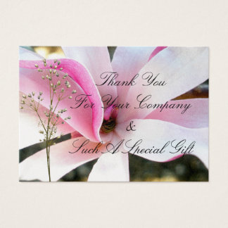 Premium Wedding Thank You Cards