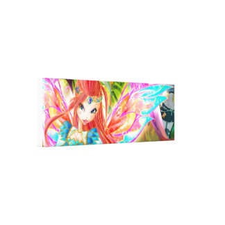 Premium Wrapped Canvas Fine Art