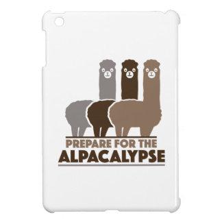 Prepare For The Alpacalypse Case For The iPad Mini