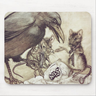 """Preposterous!"""" cried Solomon in a rage"""" Mouse Pad"""