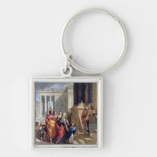 Presentation of the Virgin in the Temple Key Ring