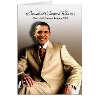 President Barack Obama (Classic) Card