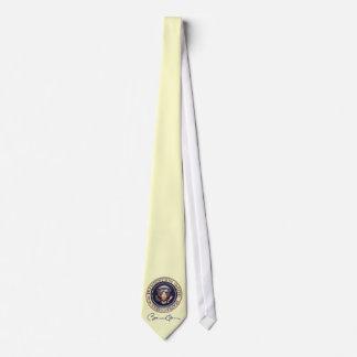 President Barack Obama Signature Tie