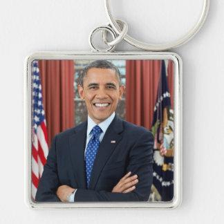 President Barack Obama Support Key Chain