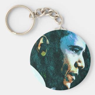 President Barack Obama Vintage Key Ring