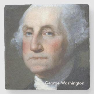 President George Washington Marble Coaster #1