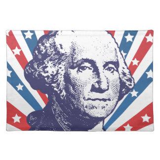president George Washington Placemat