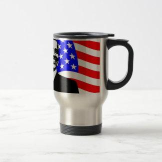 President Obama Attire Travel Mug