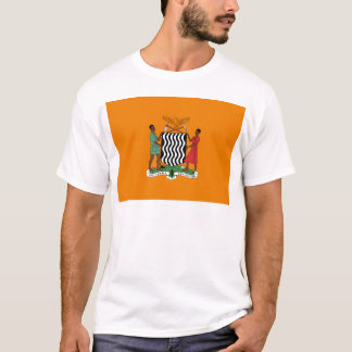 Presidential flag of Zambia T-Shirt