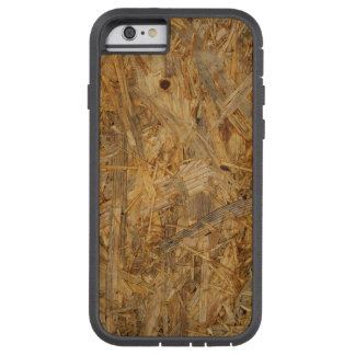 pressed wood residues texture tough xtreme iPhone 6 case