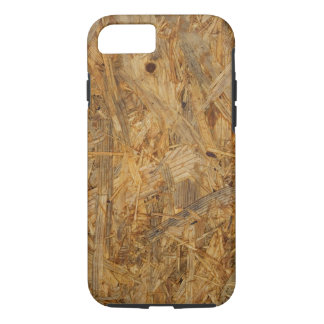 pressed wood residues textures iPhone 7 case