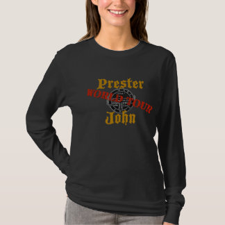 Prester John World Tour T-Shirt