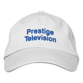 Prestige Televison Embroidered Hat