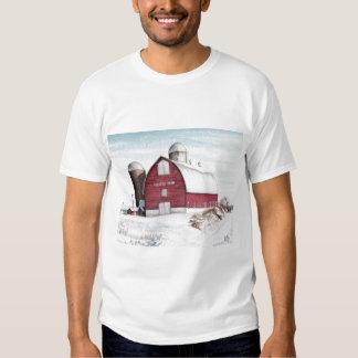 Prestley's Farm King William Barn Virginia Shirt