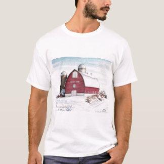 Prestley's Farm King William Barn Virginia T-Shirt