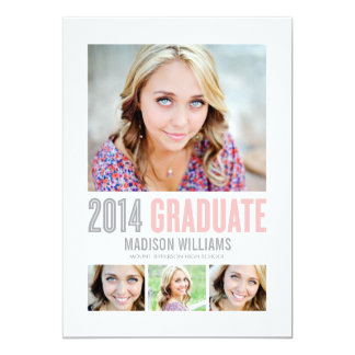 Prettiest Eyes | 2014 Graduation Party Invitation