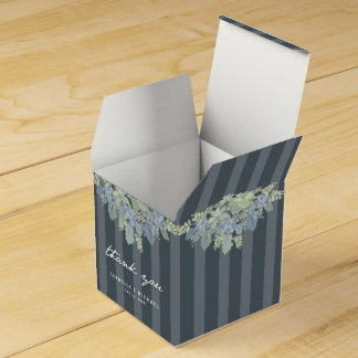 Pretty Blooms Vintage Garden Wedding Favor Box Favour Boxes