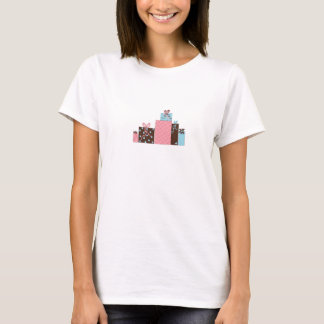 Pretty Christmas Packages T-Shirt