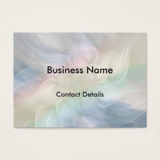 Pretty Flower Mandala design appointment Business Card